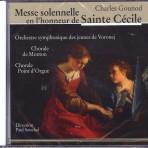 Messe solennelle en l'honneur de Sainte Cécile 2009