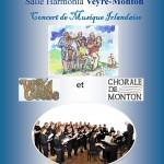 wild Gees et Chorale de Monton